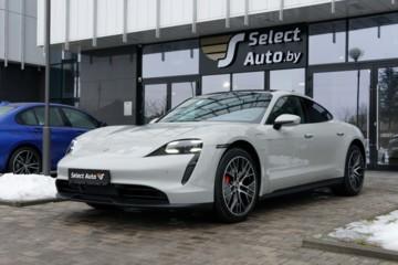 Porsche Taycan, 2020 г.