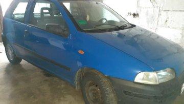 Fiat Punto I, 1995 г.