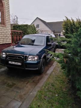 Ford Ranger IV, 2004 г.