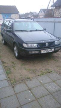 Volkswagen Passat B4, 1995 г.