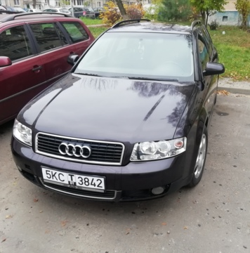 Audi A4 B6, 2002 г.
