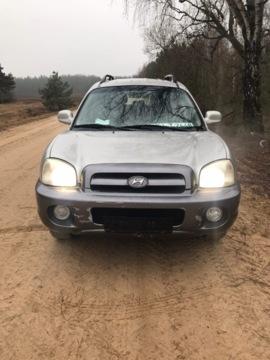 Hyundai Santa Fe SM, 5 мест, 2004 г.