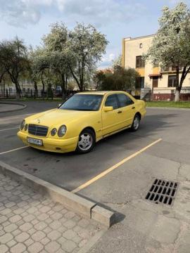 Mercedes-Benz E-Класс W210, S210, 1999 г.