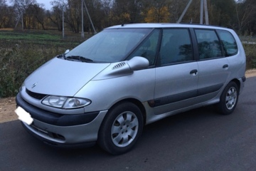 Renault Espace III, 7 мест, 2001 г.