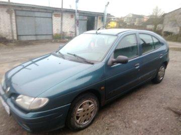 Renault Megane I, 1996 г.