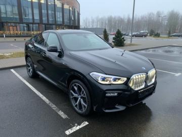 BMW X6 G06, 2020 г.