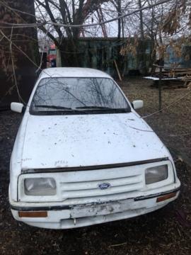 Ford Sierra I, 1986 г.
