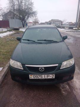 Mazda 323F, 2001 г.