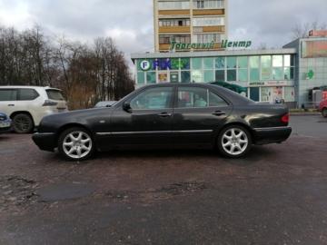 Mercedes-Benz E-Класс W210, S210, 1998 г.