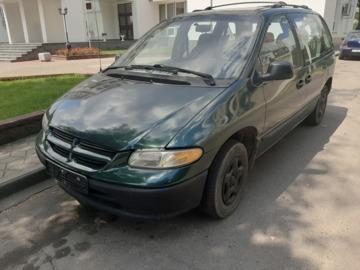 Dodge Caravan III, 7 мест, 1998 г.
