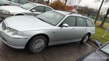 Rover 75 I, 2002 г.
