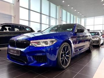 BMW M5 F90, 2019 г.