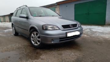 Opel Astra G, 2005 г.