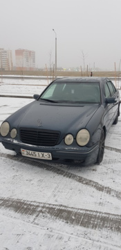 Mercedes-Benz E-Класс W210, S210, 2001 г.
