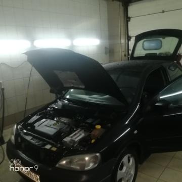 Opel Astra G, 2001г.