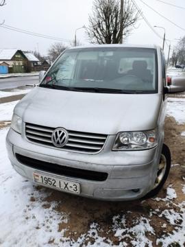 Volkswagen Caravelle T5, 2005 г.