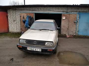 Volkswagen Jetta II, 1989 г.