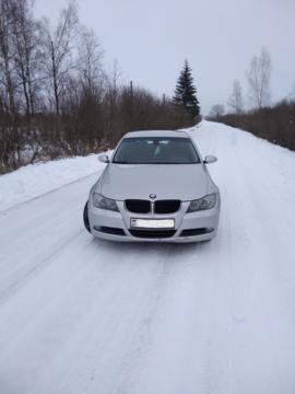 BMW 3 серия E90, E91, E92, E93, 2007 г.