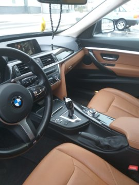 BMW 3 серия F34 (GT), 2016 г.