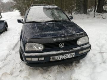 Volkswagen Golf III, 1996 г.