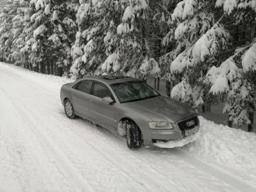 Audi A8 D3, 2003 г.