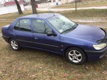 Peugeot 306, 1997 г.
