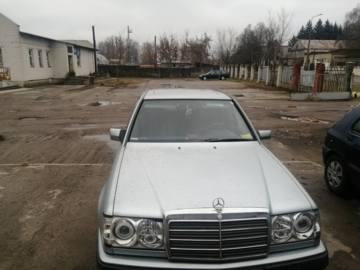 Mercedes-Benz E-Класс W124, S124, C124, A124, 1987 г.