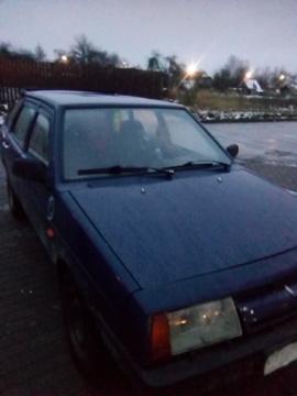 Lada (ВАЗ) 2109, 1989 г.