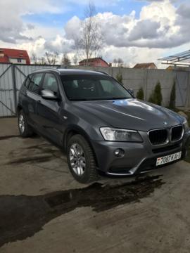 BMW X3 F25, 2012 г.