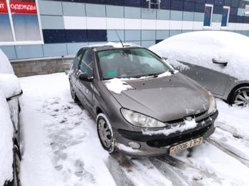 Peugeot 206 I, 1999 г.