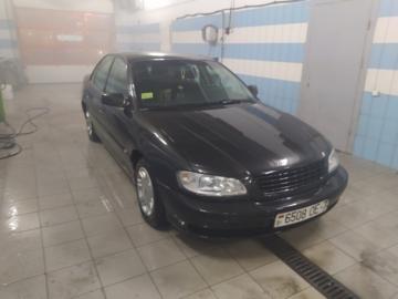 Opel Omega B · Рестайлинг, 2000 г.