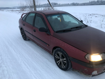 Renault Laguna I, 1998 г.