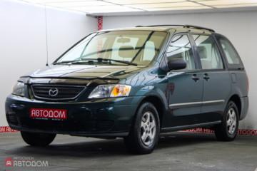 Mazda MPV II, 2000 г.