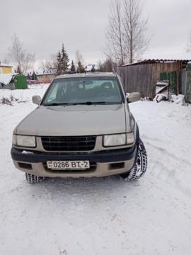 Opel Frontera B, 1999 г.