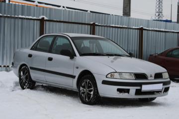 Mitsubishi Carisma I · Рестайлинг, 1999 г.
