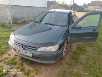 Peugeot 406 I, 1995 г.