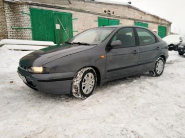 Fiat Brava, 1997 г.