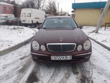 Mercedes-Benz E-Класс W211, S211, 2005 г.