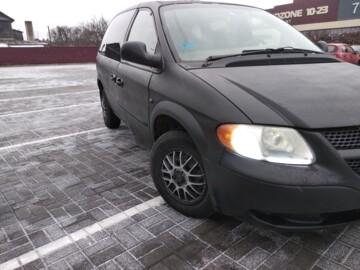 Dodge Caravan IV, 7мест, 2001г.