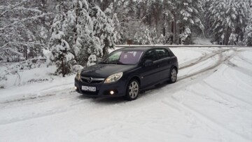 Opel Signum I · Рестайлинг, 2006 г.