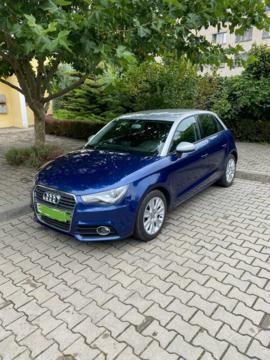 Audi A1 8X, 2012 г.