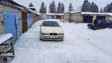 BMW 5 серия E39, 1996 г.