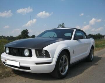 Ford Mustang V, 2006 г.
