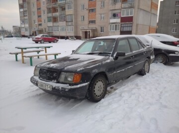 Mercedes-Benz E-Класс W124, S124, C124, A124, 1987 г.