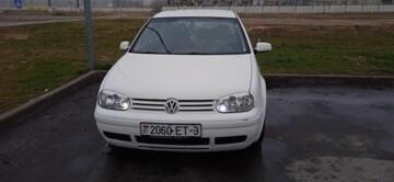 Volkswagen Golf IV, 1998 г.