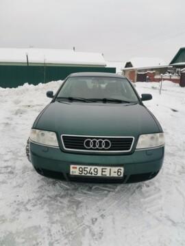 Audi A6 C5, 1998 г.
