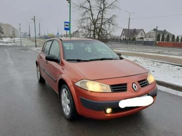 Renault Megane II, 2004 г.