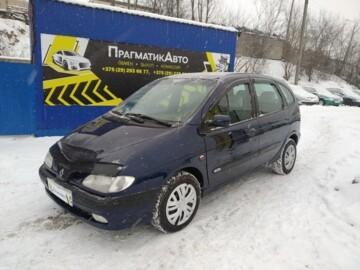 Renault Scenic I, 1999 г.