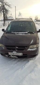Chrysler Voyager III, 7 мест, 1997 г.
