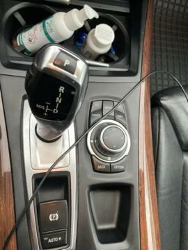 BMW X5 E70, 5 мест, 2008 г.
